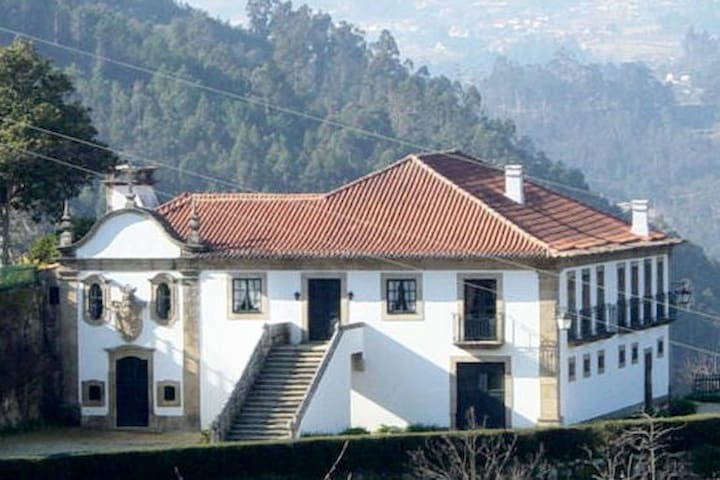Manor House 10Pax with pool , Douro - Cinfães - Villa
