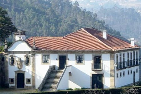 Manor House 10Pax with pool , Douro - Cinfães