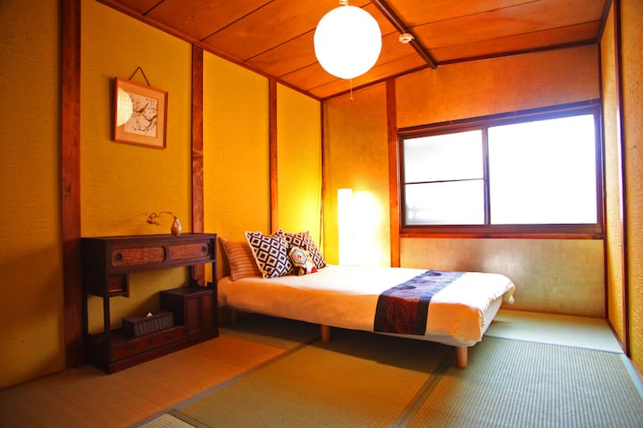2min from Tanimachi6 sta★Historical house★licensed