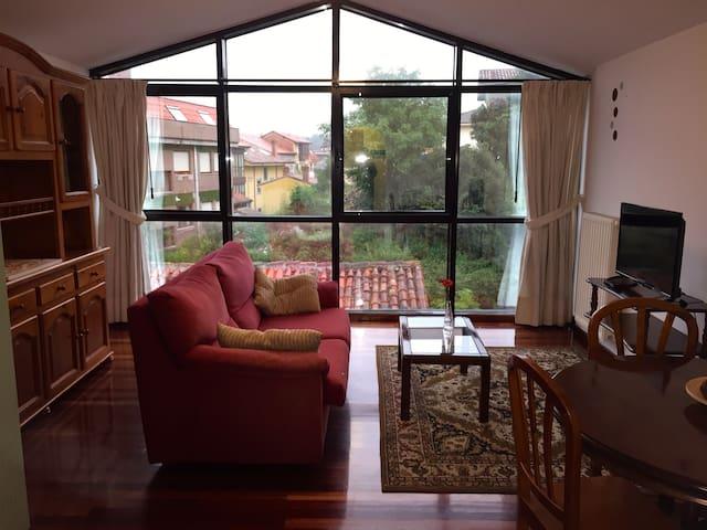 Apartamento céntrico en Posada de Llanes - Posada de Llanes - Appartement