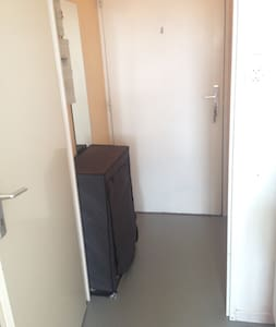 Studio à Amiens centre ville (St leu, cathédrale) - Appartement
