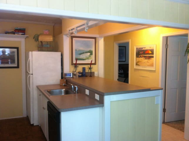 Neptune Beach, Fl.   Beach Cottage. - Neptune Beach - Appartement
