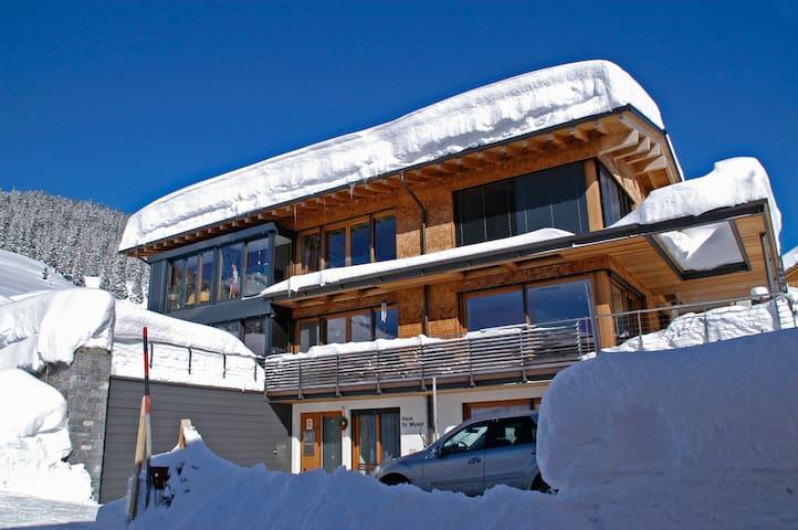 Lech am Arlberg, App. Haus Dr.Muxel, Wösterblick - Lech