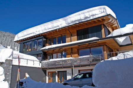 Lech am Arlberg, App. Haus Dr.Muxel, Wösterblick - 莱希 - 公寓