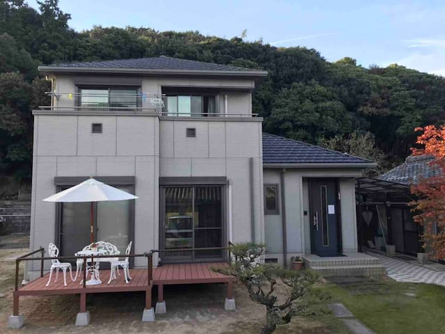 Country life in Awajishima, 2 bed rooms for max 5