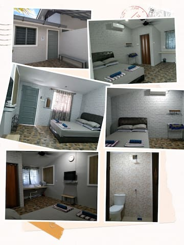 Deluxe Room @ JF Wadi Sofea [with pantry]
