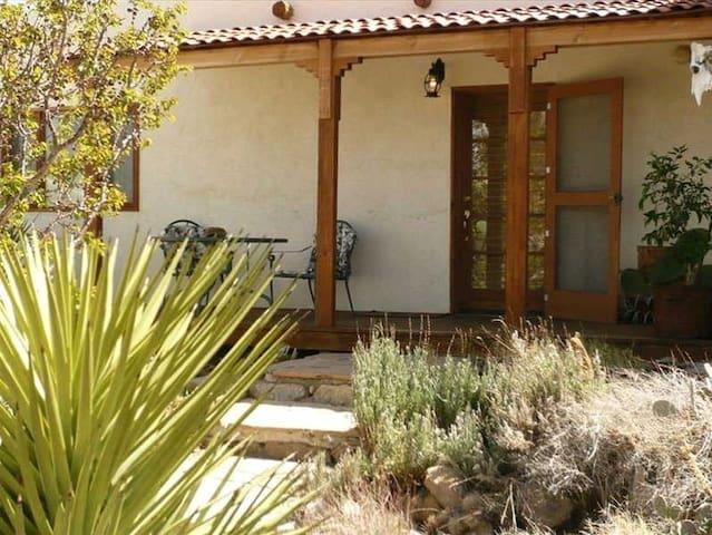 Desert Garden House