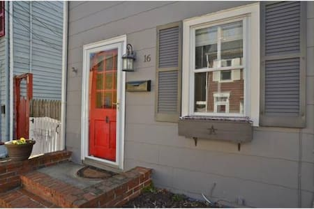 Quaint home in historic Bordentown, NJ - Bordentown - Rumah