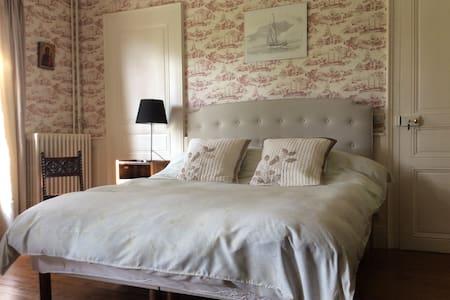 Chambre Cèdre - Boissy-lès-Perche - Bed & Breakfast