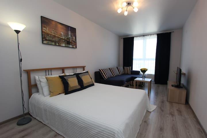 Апартаменты на Красной 176 - Krasnodar - Apartment-Hotel