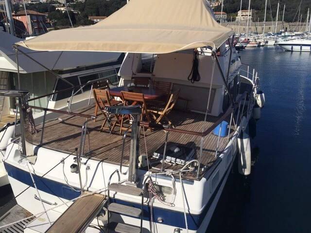 LE TYBREIZH... - Porto-Vecchio - Boat