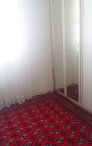 Flat in the center of Ashgabat.