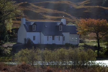 Arienskill Cottage in Scottish Highlands - Lochailort