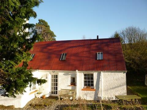 Lodge Stodoła: 2 łóżka dbl wysokość stodoły konw. domek