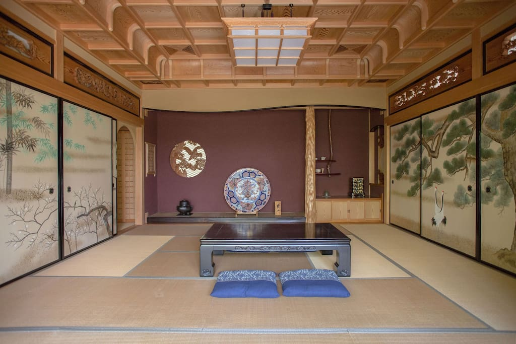 Tea ceremony house