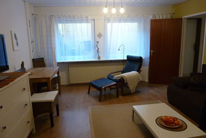 Apartment for 1 or 2, near Boeblingen, Tuebingen