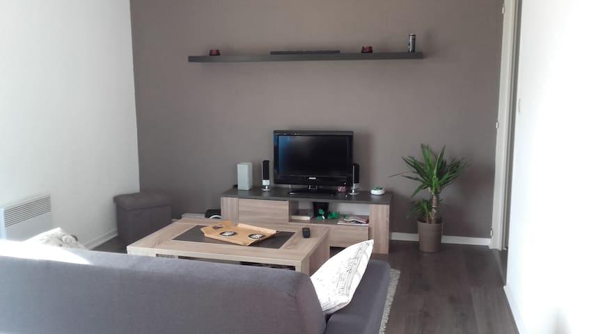 APPARTEMENT T2 SAINT BRIEUC CESSON - Saint-Brieuc - Apartamento