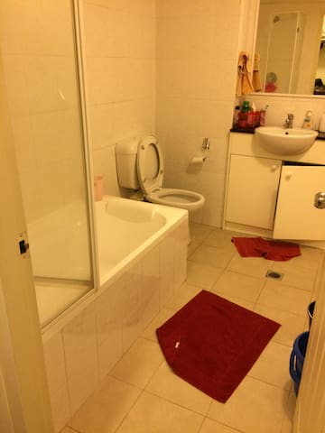 Spacious master bedroom in the heart of the city - Parramatta - Apartemen