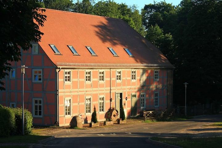 Schöne Unterkunft für Gruppen- Dachgeschoss