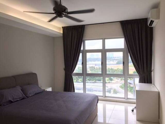 Modern & Convenient Livia Residence - Batu 9 Cheras - Serviced apartment