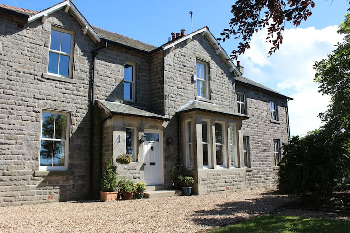 Bed and Breakfast, Twin Room, near Lancaster - Bay Horse