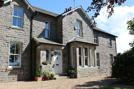 Bed and Breakfast, Twin Room, near Lancaster - Bay Horse - 家庭式旅館