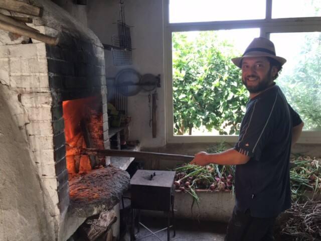 Gianluca aux fourneaux