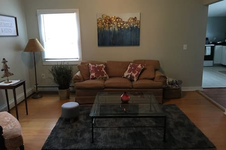 Spacious Downtown Canandaigua Apartment