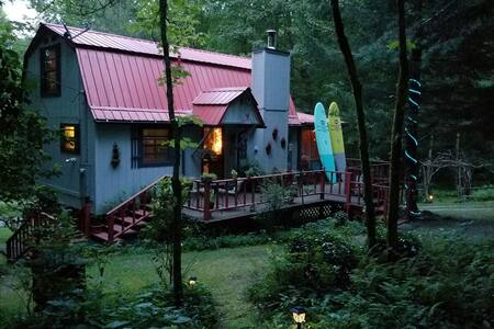 Sacred Roots Cottage