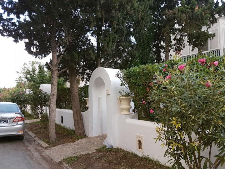 Résidence de l'hôtel Africa Jade : villa