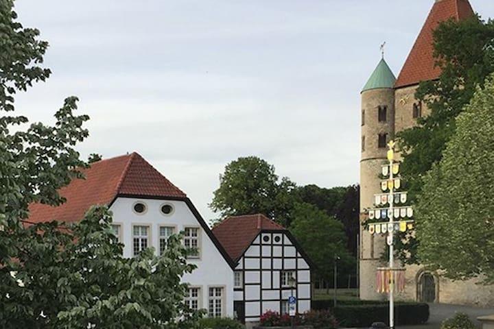 Urlaubsdomizil im Herzen von Freckenhorst
