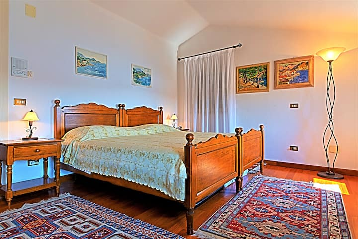 Double room sea view - Villa Tuttorotto