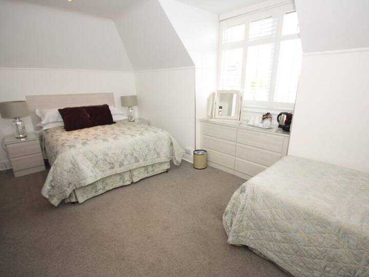 Double Room or Family Room with Ensuite