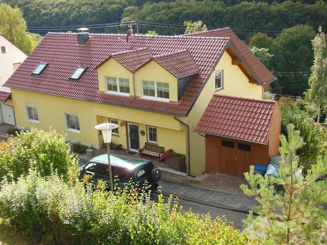 Gemütliche Ferienwohnung am Kylltal-Radweg - Bitburg - อพาร์ทเมนท์