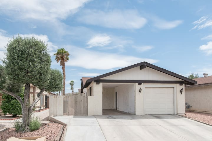 Entire House 3 Bedrooms Next to Palms Casino