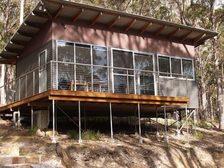 Platypus cabin, Craggy Peaks