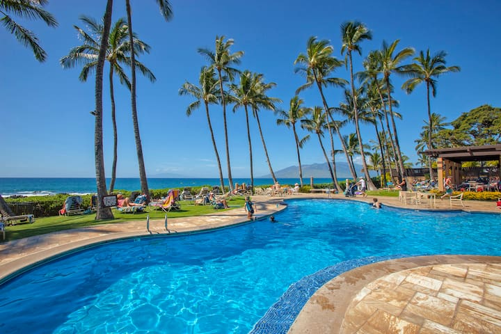 Awesome Ocean View - Beautiful 2 BR - Kihei - Apartment