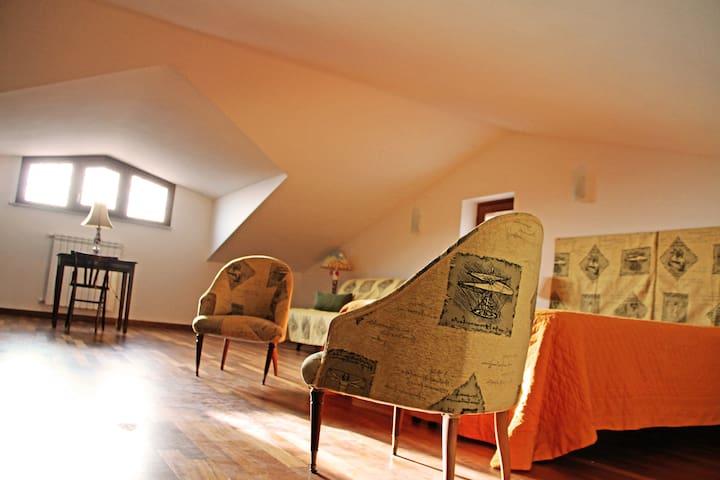 Circo-Stanza Suite - Frascati - Apartemen