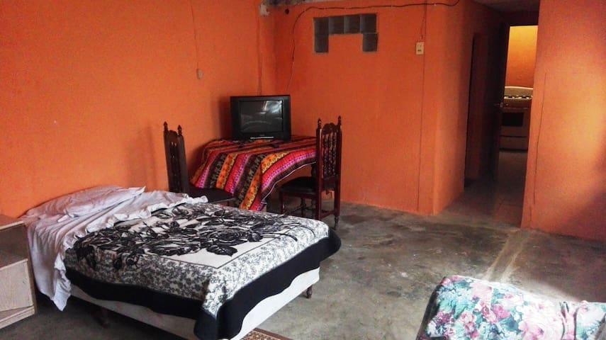 Apt. 2 beds bath kitchen