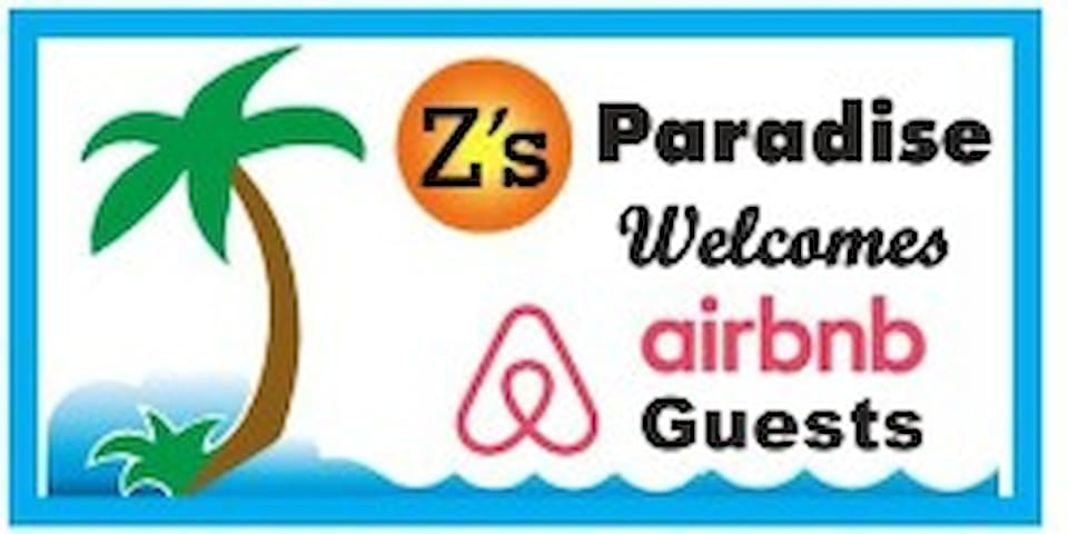 Z's Paradise Bed & Breakfast - West Palm Beach - Bed & Breakfast