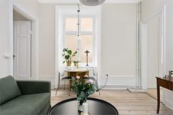 Beautiful Century apt. in the heart of Södermalm