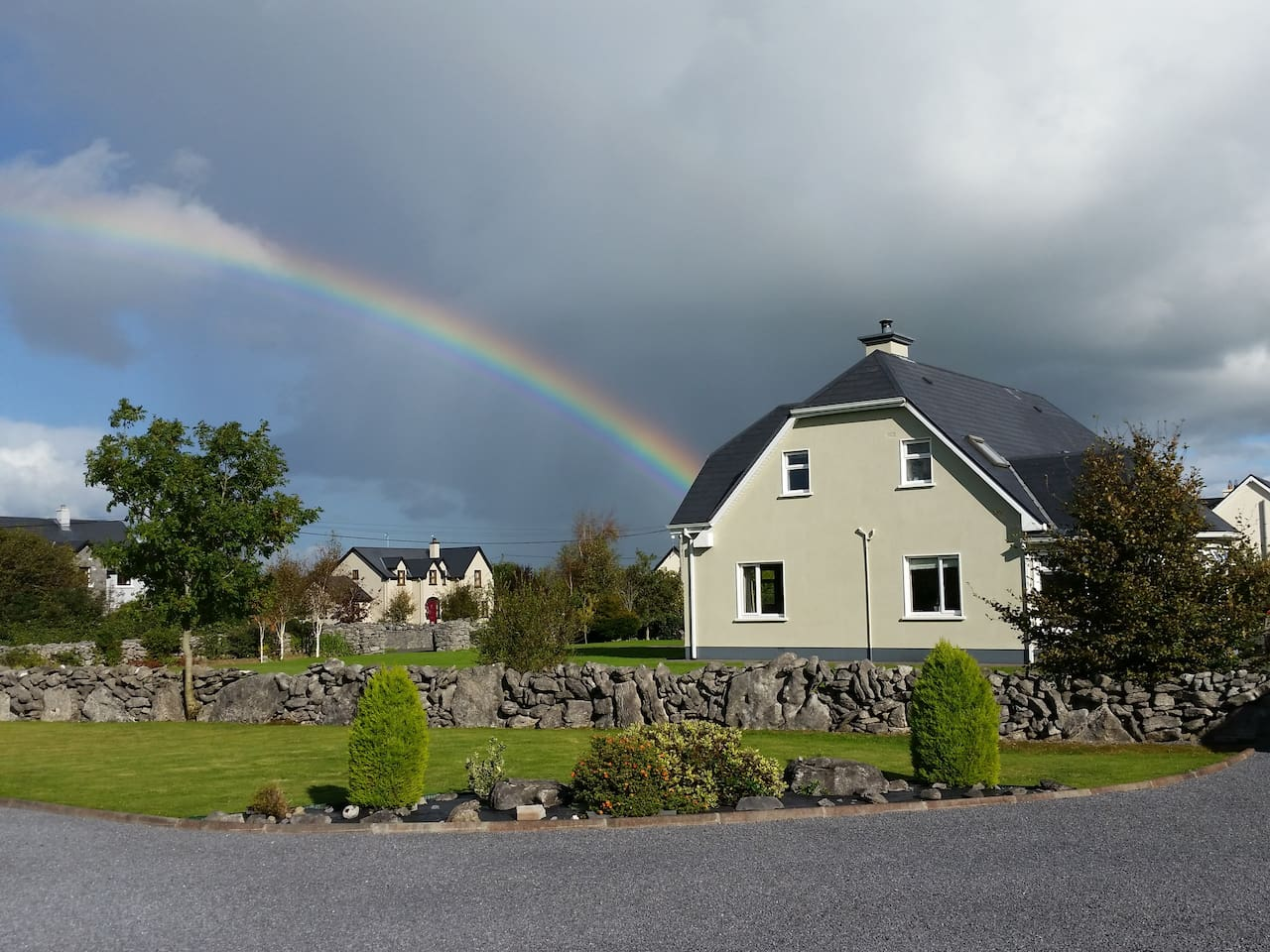 Home at the end of a rainbow
