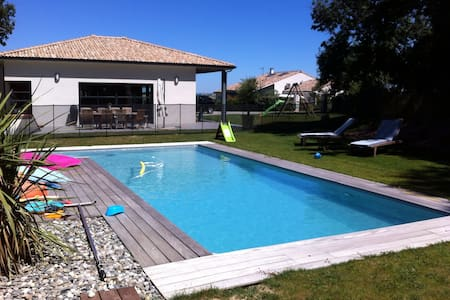 Moderne house close to Toulouse - Lavalette - Huis