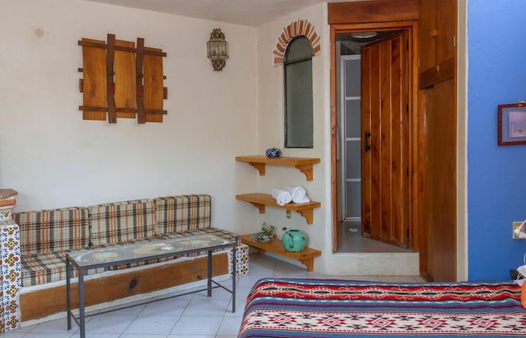 """""""Hermosa Suite con balcon"""" - Tepoztlán - Bed & Breakfast"""