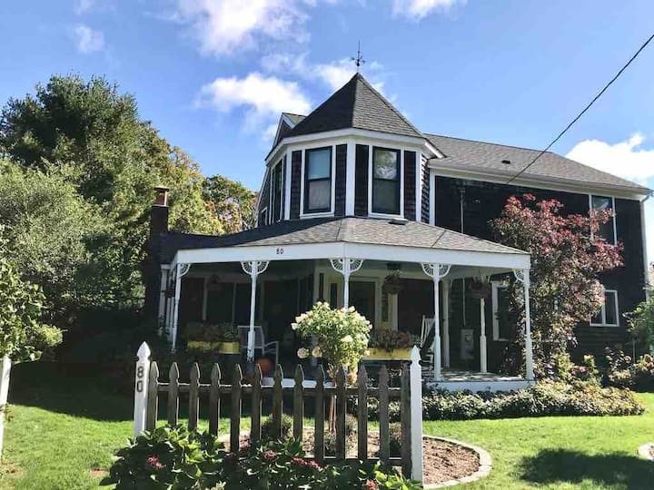 Victorian Style Osterville Summer House
