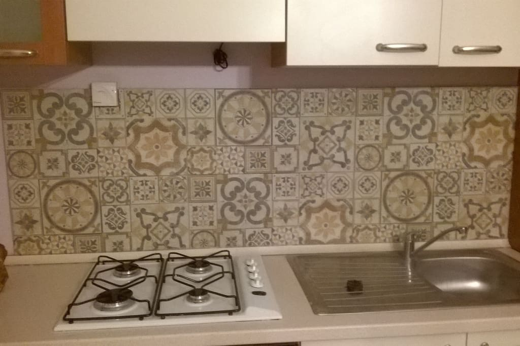 """cucine privata """"turchese"""""""