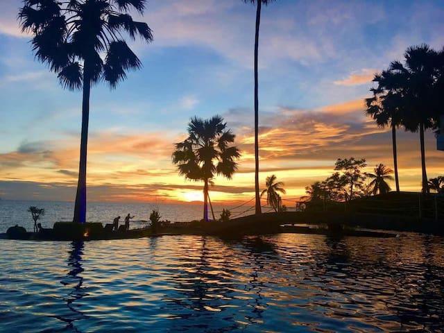 Exclusive Resort Condo with Private Beach