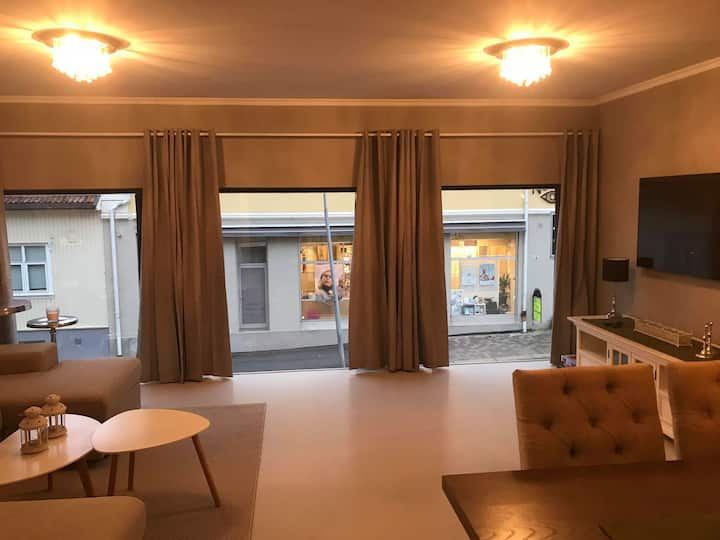 Notodden Sentrum, Apartment NO 2.