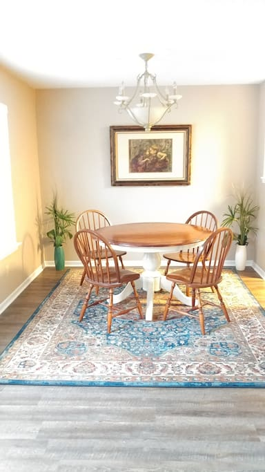 Shared Space - Dining Room