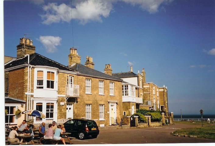 Sole Bay Cottage, Southwold - Southwold - Casa